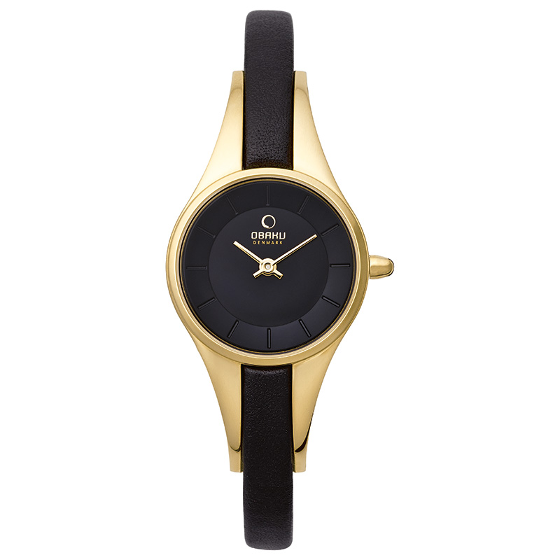 Obaku Women watch MORGEN - FIRE FRONT view