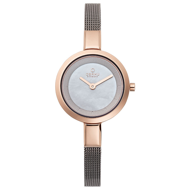 Obaku Women watch SIV - GRANITE FRONT view