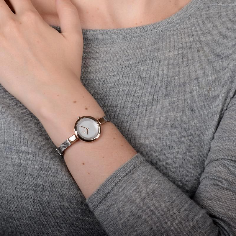 Obaku Women watch SIV - GRANITE WRIST view