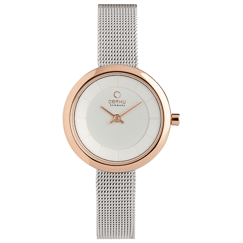 Obaku Women watch STILLE - ROSE BI