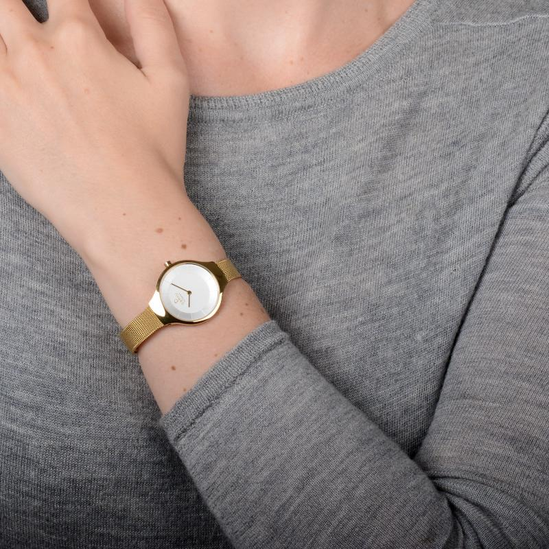 Obaku Women watch EKKO - GOLD SM1 view