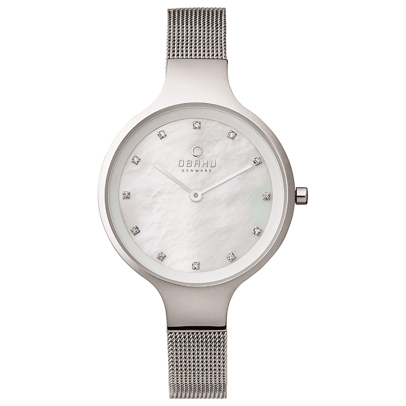 Obaku Women watch SKY - STEEL FRONT view