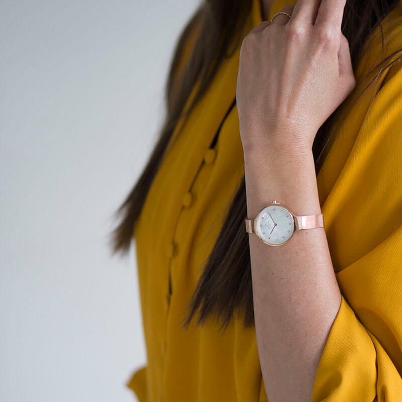 Obaku Women watch SKY - ROSE SM1 view