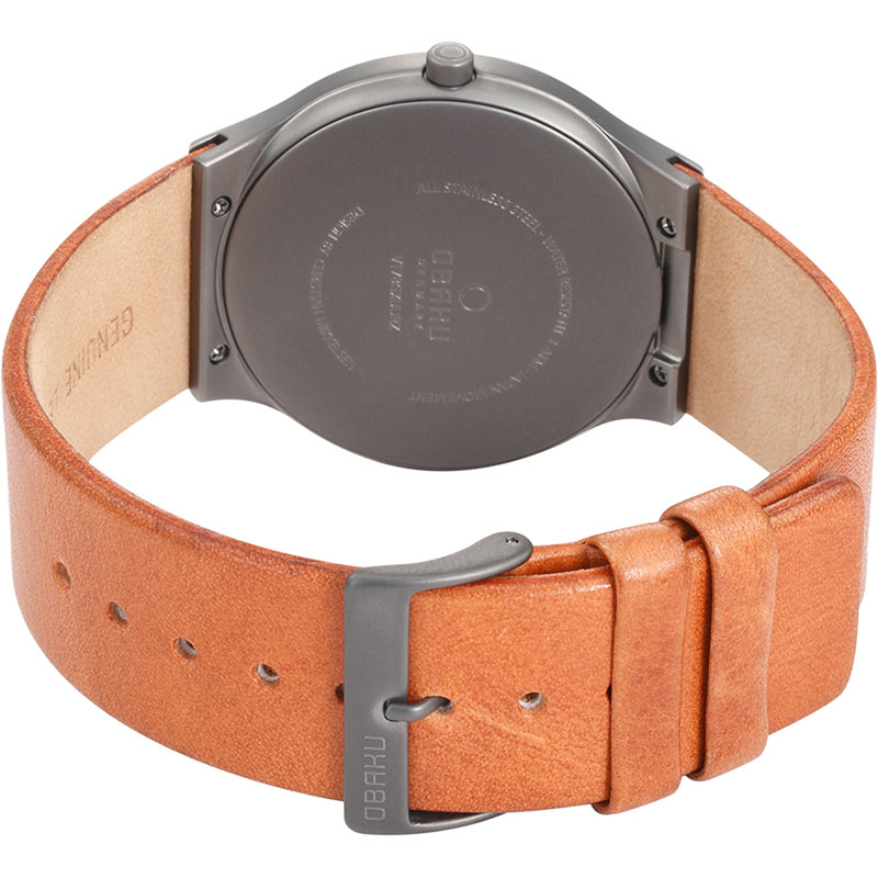 Obaku Men watch ROLIG - GUNTAN CLOSE view