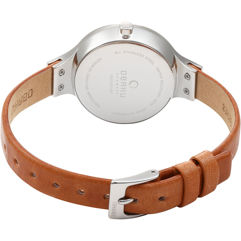 Obaku Women watch ENG - SYRUP CLOSE view