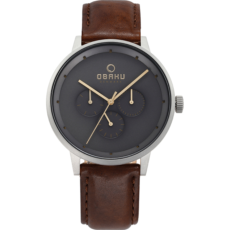 Obaku Men watch VENLIG - CLOUD