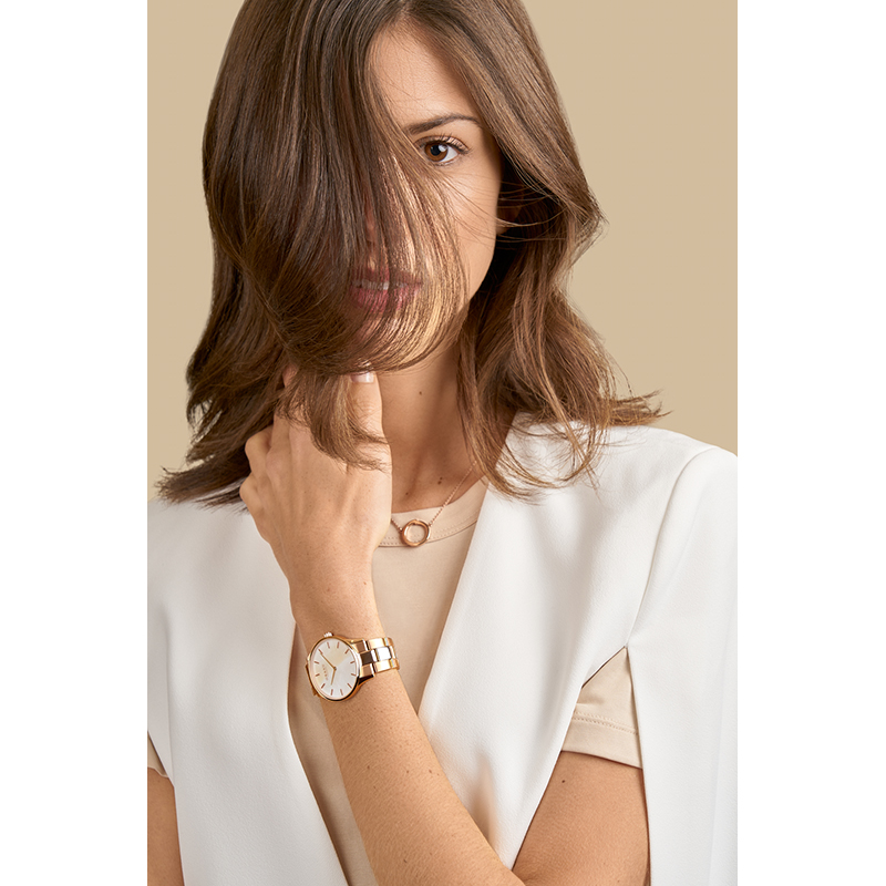 Obaku Women watch LYNG LILLE - ROSE SM1 view