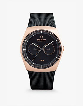 Obaku Men watch JORD