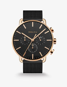 Obaku Men watch HAVN