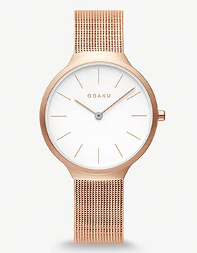 Obaku Women watch ARK LILLE